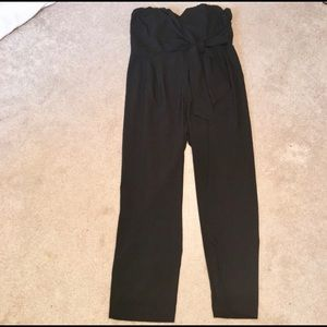 Pre owned eloquii jumpsuit size 20 black